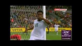 السعودية vs استراليا | أهداف المباراة 4-2 HD
