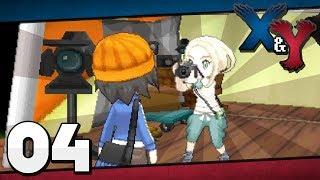 Pokémon X and Y - Episode 4 | Santalune Gym Viola + Event Torchic!