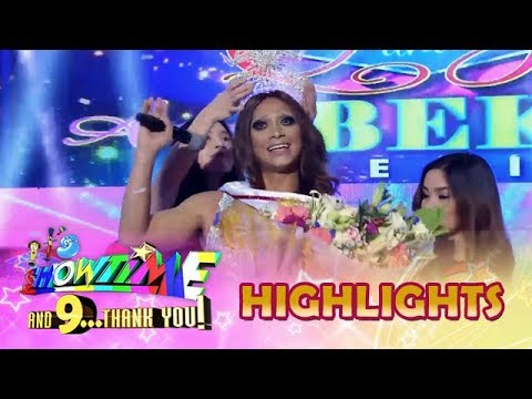 It's Showtime Magpasikat 2018: Alakdawn Zulueta wins Miss Q and A AnniBEKSary Special