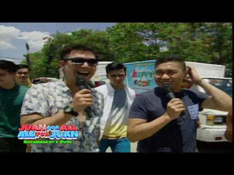 Juan For All, All For Juan Sugod Bahay  | March 25, 2017