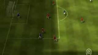 Valerenga 1-0 Sandefjord (FIFA 08 - PS3)