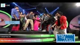 Chiranjeevi Dance With Bunny & DSP   Memu Saitam Event Live   Memu Saitham
