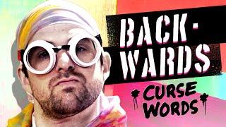 BACKWARDS CURSE WORDS