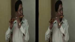 Aakasa desana Megha Sandesam Flute by Dr Prabhakar Sastry