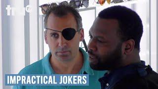 Impractical Jokers: Inside Jokes - Eye Patch Joe   truTV