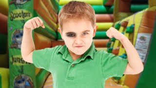 i Punched a kid in the McDonald's Play Place