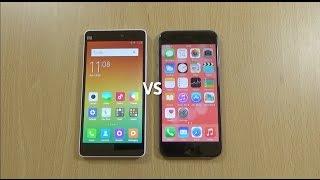 Xiaomi Mi 4i VS Apple IPhone 6 - Review