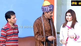 New Best Of Tariq Teddy and Afreen Khan Pakistani Stage Drama Full Comedy Funny Clip