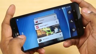 Zenfone 2 (4GB RAM) - Multitasking Performance Test