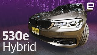 2018 BMW 530e Hybrid review