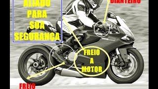 FREIO MOTOR EM MOTOS... VOCÊ SABE USAR?