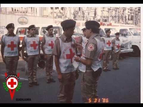 24 de junio Día del socorrista (Ex socorristas,Cruz Roja GDL)