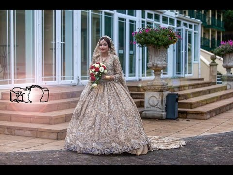 Cinematic Highlights 2015 Zeeshan and Aisha Wedding 07727616786