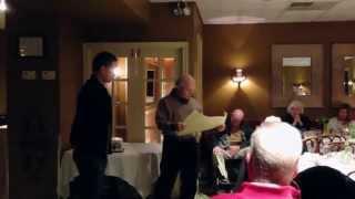 David Chan   Awarded 3 Dan in Karate