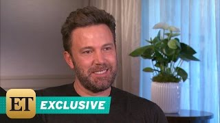 EXCLUSIVE: Ben Affleck Opens Up About Family and Introducing His Kids to Taylor Swift