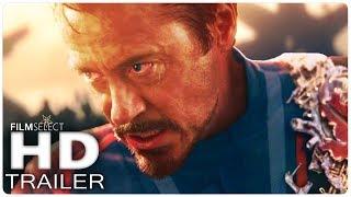 AVENGERS INFINITY WAR Combo Trailer (German Deutsch) 2018