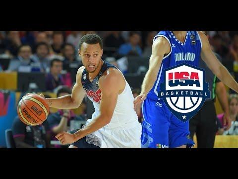 watch Team USA Full Highlights vs Finland 2014.8.30 - 31-2 Run, EVERY PLAY!