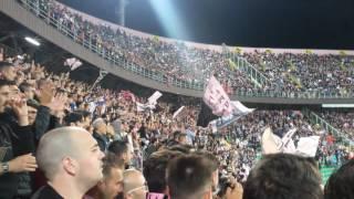 Palermo verona curva nord