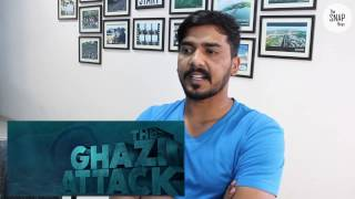 The Gazi Attack Trailer | Reation In Hindi & Marathi !! The SNAP Boys Fun