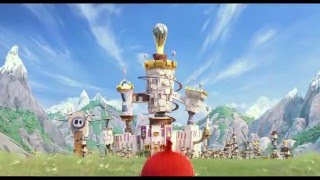 Un-Civil War - The Angry Birds Movie | official trailer (2016)