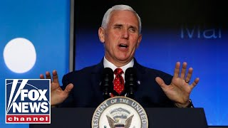 Pence delivers remarks on Opportunity Zones