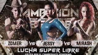 Prima Zomer vs Jessy vs Mirash (año 2015)