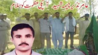 Amir cheema Shaheed