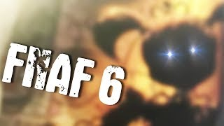NEW FNAF 6 TEASER! || SPOILERS AHEAD... (Five Nights at Freddy's 6)
