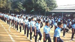 best of bangladeshi school parade...