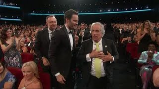 Two big Emmy moments