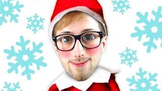 I AM A CHRISTMAS ELF