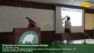 Overview Of Performance-based Design By Dr. Naveed Anwar 2/3