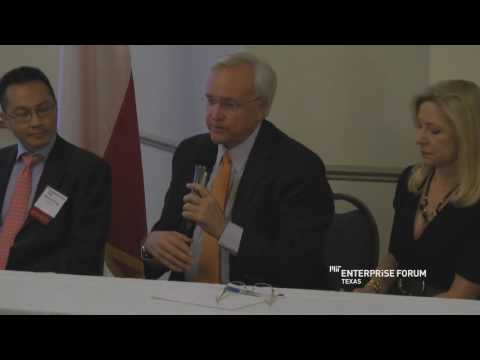 MITEF Texas Panel Discussion on the Future of Clean WaterF Water Moderator Q&A