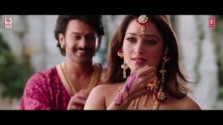Panchi Bole by Bahubali song full Video