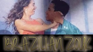 Adilio porto & Renata Peçanha - the real begin of the Brazilian Zouk 20 years ago !!!