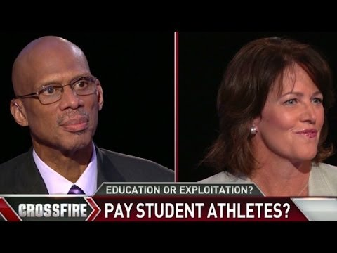 Crossfire: Hypocritical not to pay college athletes?