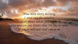 Just when I needed you most - Dolly Parton -  w/Lyrics♫