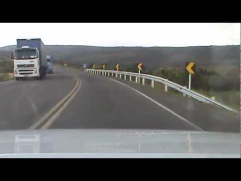 BR 116 Descendo a serra do 100 sentido sul Jequié