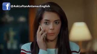 Ask Laftan Anlamaz - Episode 20- Part 1 - English Subtitles