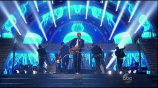 DWTS S18 Week 11 - Cody Simpson performed