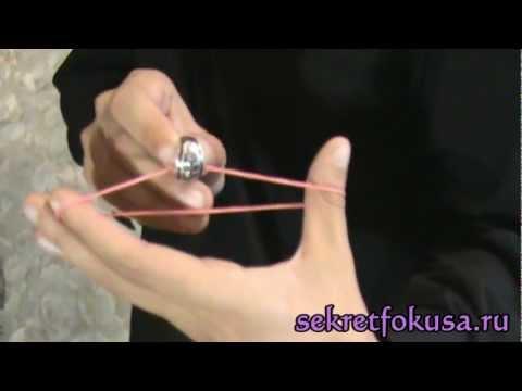 Как сделать фокусы из резинок