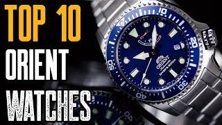 Top 10 Best Orient Watches For MEN To Buy In 2019