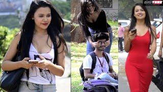 Best Pranks Of Hot Girls 2017 | Pranks In India | Compilation - iDiOTUBE