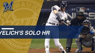 NLCS Gm7: Yelich