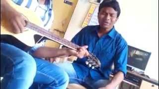 Sunil Shivankar Sings - Tuhi Ye Mujhko Batade- Ashique 2
