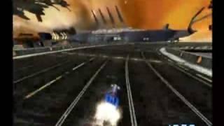 F-ZERO GX Port Town: Aero Dive (エアロダイブ) TIME ATTACK with SONIC PHANTOM
