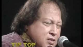 Ah Jaa Tenu Akhiyan Udeek Diyan♠ Nusrat Fateh Ali Khan ♠