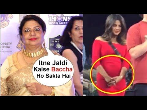 Xxx Mp4 Priyanka Chopra S Mom Madhu Chopra S REACTION On Priyanka PREGNANT After Marriage With Nick Jonas 3gp Sex