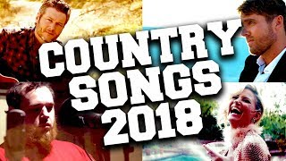 Top 50 Country Songs 2018 - June