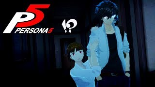 DISCOVERING THE IDENTITY OF ALIBABA | Persona 5 [27]